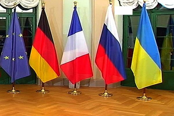 """Сегодня в Париже проведут встречу замы глав МИД """"нормандской четверки"""""""