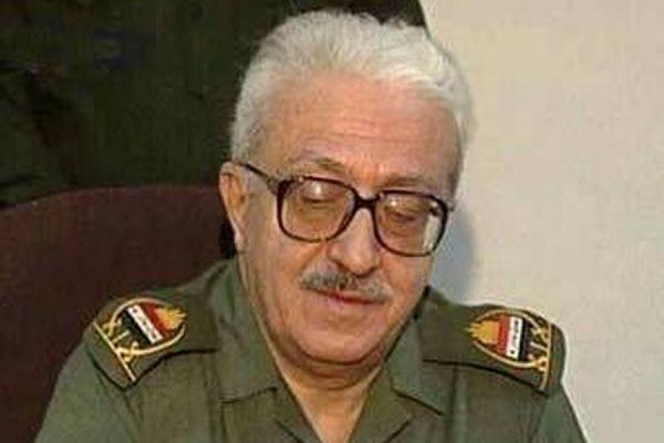Власти Ирака нашли ранее похищенное тело соратника Хусейна, Тарика Азиза