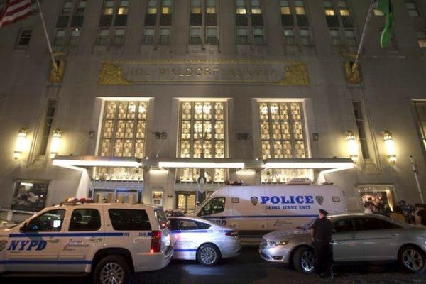 Пять человек пострадали в результате стрельбы на свадьбе в нью-йоркской гостинице