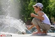 Всю неделю в Екатеринбурге будет тридцатиградусная жара