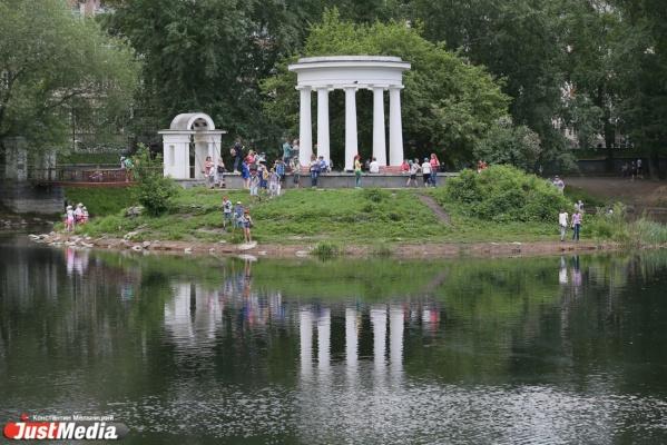 Зеленых зон в Екатеринбурге станет больше