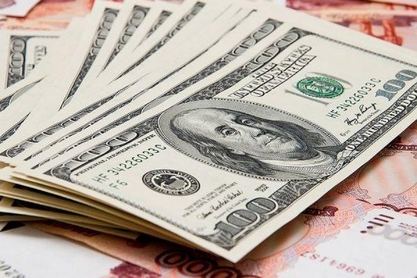 Официальный курс доллара вырос на 62,91 копейки — до 62,1045 рубля