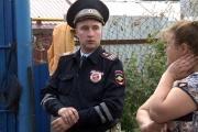 Инспекторы ДПС спасли из огня четырех человек