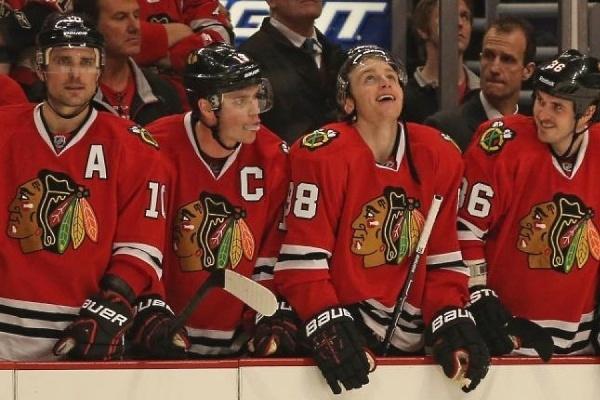 Кубок Стэнли в шестой раз достался хоккеистам из «Чикаго Блэкхокс»