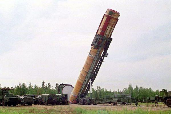 Путин заявил, что ядерные силы России пополнят 40 межконтинентальных баллистических ракет