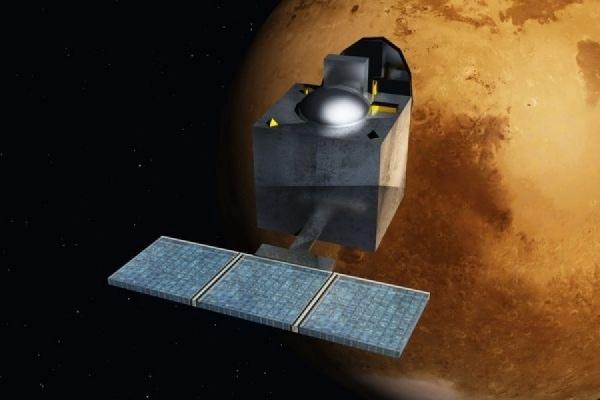 Ученые считают, что на Марсе могла существовать жизнь