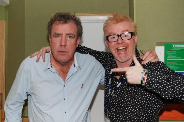 Новым ведущим телевизионного шоу Top Gear стал британский шоумен Крис Эванс