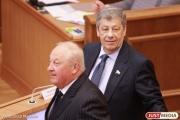 Россель и Чернецкий существенно укрепили свои позиции в рейтинге сенаторов Совета Федерации