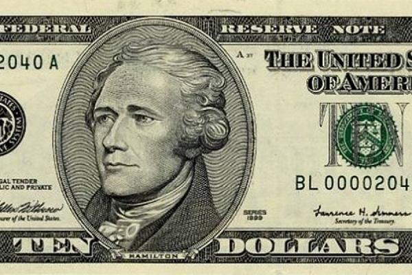 Власти США решили разместить на 10-долларовой купюре лицо женщины