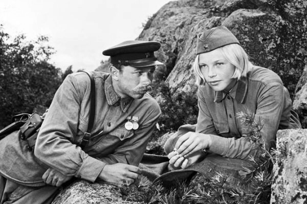 ВЦИОМ составил рейтинг любимых фильмов россиян о войне