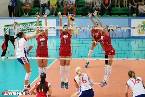 Сборные России и Израиля поднялись на ступеньку вверх. В Екатеринбурге завершился второй день «Кубка Ельцина»