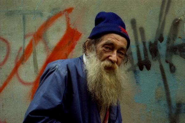 Екатеринбуржцам презентуют книгу об уральском панк-скоморохе Б. У. Кашкине