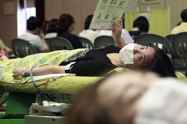 Число заболевших коронавирусом MERS в Южной Корее выросло до 169