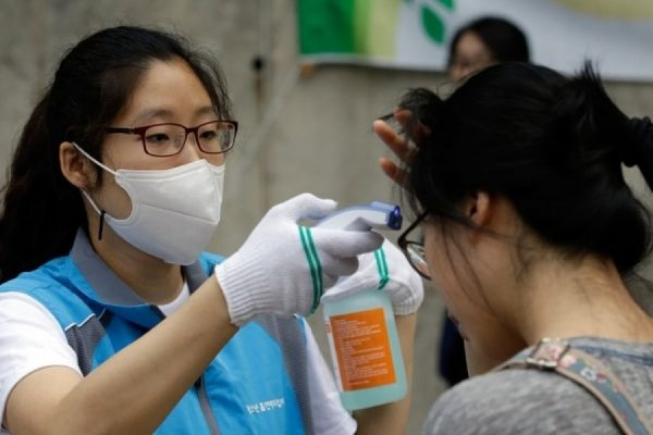 Число жертв коронавируса MERS в Южной Корее достигло 27 человек