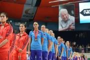 Российские волейболистки стали девятикратными победителями турнира «Кубок Ельцина»