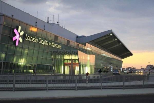 Аэропорт Варшавы отменил ряд рейсов