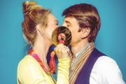 Муж Полины Гагариной покажет екатеринбуржцам, как целуются российские звезды