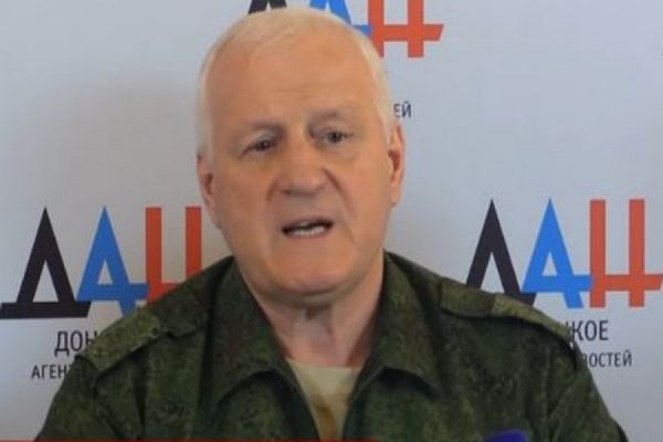 На сторону ДНР перешел украинский генерал Александр Коломиец