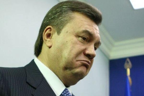 Янукович назвал «трагедией» присоединение Крыма к России