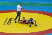 Верхнепышминские самбисты взяли золотые медали Европейских Игр в Баку. Чествовать спортсменов будут в августе