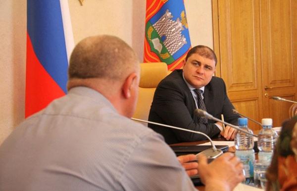 Орловский губернатор привлекает в область инвесторов