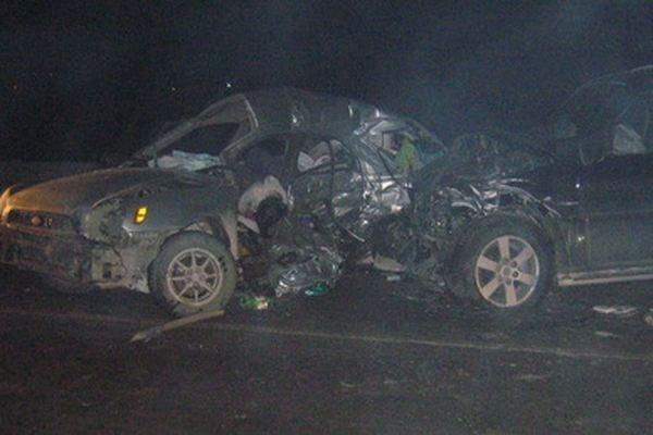 Семь человек погибли в страшной аварии на автодороге Тюмень – Омск