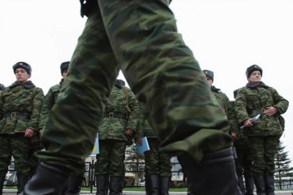 У российских солдат может появиться свой омбудсмен