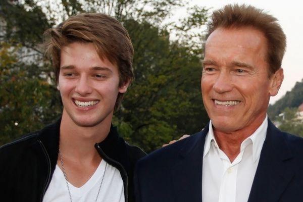 21-летний сын Арнольда Шварценеггера сыграет первую главную роль в фильме