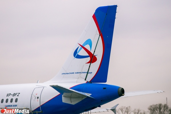 Рейс «Уральских авиалиний» из Екатеринбурга в Геленджик экстренно приземлился в Самаре