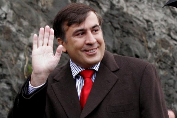 Саакашвили рассказал о своей зарплате в США