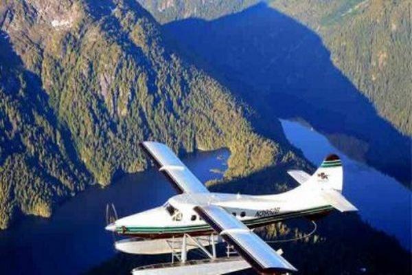 На Аляске разбился экскурсионный самолет с девятью туристами на борту