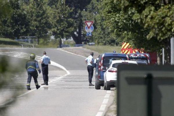 Установлена личность террориста, напавшего на завод во Франции