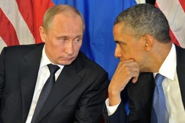 Путин заявил Обаме, что на Украине нет российских войск