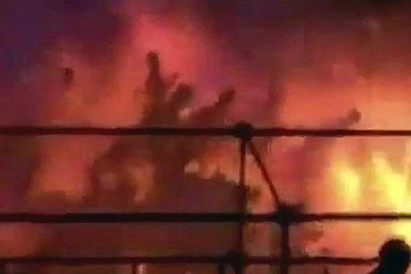 Число пострадавших в результате взрыва в аквапарке на Тайване превысило 500 человек