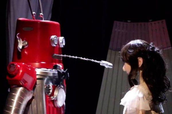 Первую в мире свадьбу роботов сыграли в Японии
