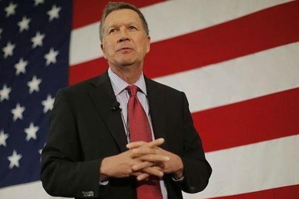 Губернатор Огайо решил участвовать в президентской гонке в США