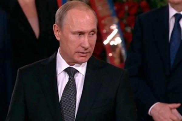 Путин приехал проститься с Евгением Примаковым