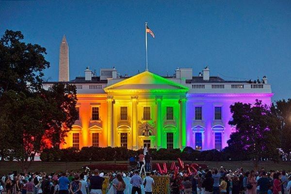 Секретная служба США не пустила Барака Обаму на празднование легализации гей-браков