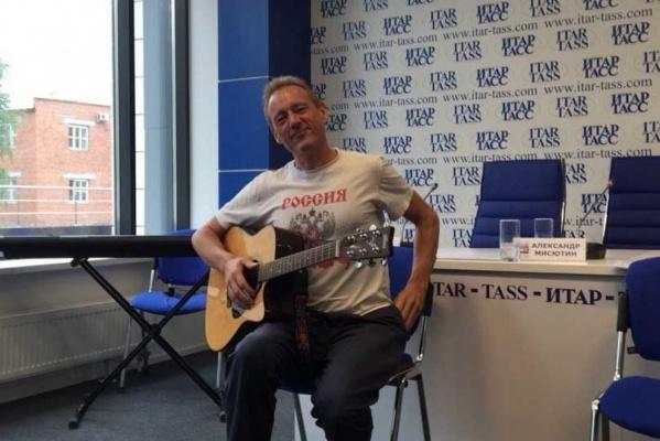 На фестивале «Чусовая России» можно будет услышать песни Высоцкого на английском языке в исполнении шотландца