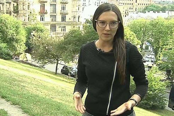 СБУ депортировала журналистку «Первого канала» с территории Украины