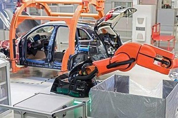 Робот убил рабочего на заводе Volkswagen в Германии