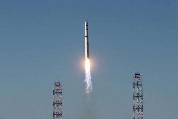 """Ракета-носитель """"Союз-У"""" стартовала с космодрома """"Байконур"""" сегодня утром"""