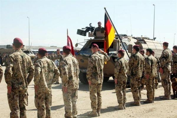 Военнослужащие Бундесвера примет участие в двух учениях на Украине