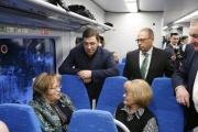 Электропоезда «Ласточка» будут доставлять посетителей на ИННОПРОМ