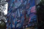 Граффити-портрет Татищева украсит стену одного из домов на Академической