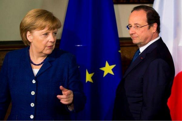 Олланд и Меркель ждут от Греции «серьезных» предложений по урегулированию долга