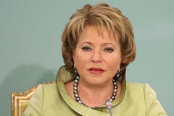 Матвиенко заявила, что решение о повышении пенсионного возраста примут не раньше 2020 года