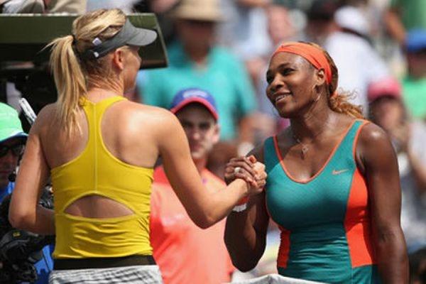В полуфинале Уимблдона Мария Шарапова сыграет с Сереной Уильямс