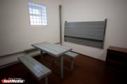 В ИК-46 отказ от еды в столовой написали 97 заключенных