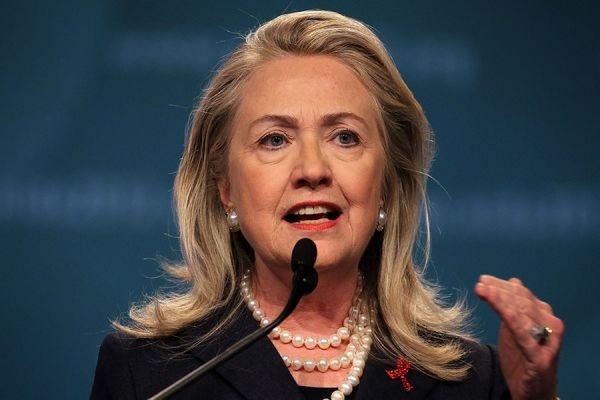 Хилари Клинтон обвинила Россию, Китай и Иран в спонсировании хакерских атак